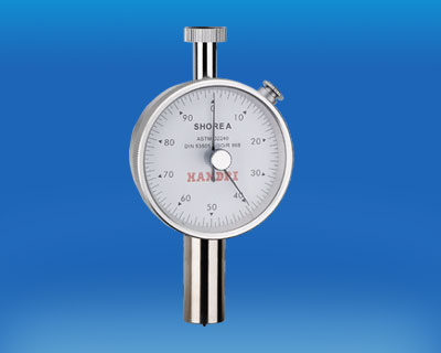 SHORE A Durometer(Peak hold)