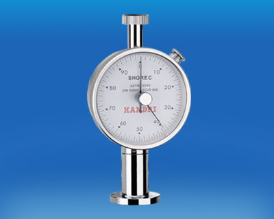 SHORE C Durometer(Peak hold)